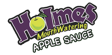Holmes Mouthwatering Applesauce